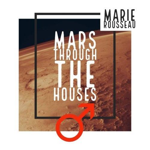 mars through the houses