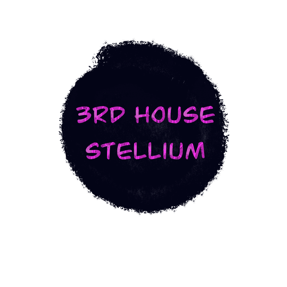 3rd house stellium